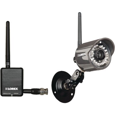 Lorex Digital Wireless Camera with 1 Channel Receiver