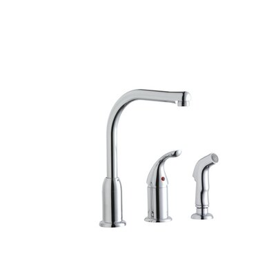 Deck Mount Everyday Kitchen Faucet