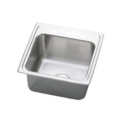 "Elkay Pursuit 19.5"" x 19"" x 10.13"" Kitchen Sink"
