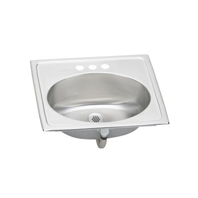 "Elkay Asana 19"" x 17"" x 6"" Kitchen Sink"