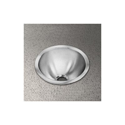 Elkay Lustertone Round Bowl Bathroom Sink
