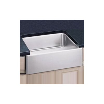 "Elkay 25"" x 20.5"" Undermount Single Bowl Kitchen Sink with Apron"
