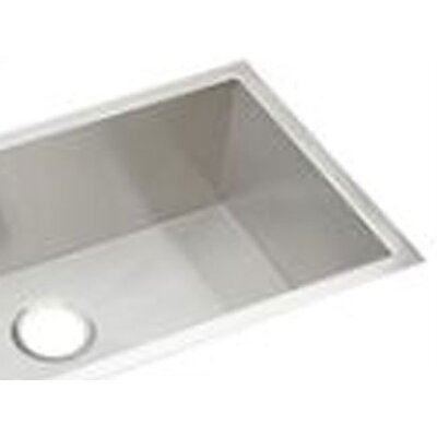"Elkay Avado 30.5"" x 18.5"" Single Bowl Kitchen Sink"