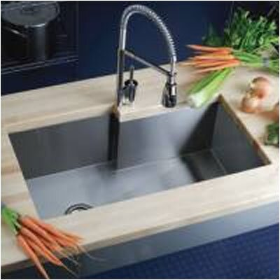 Elkay Avado Single Bowl Kitchen Sink