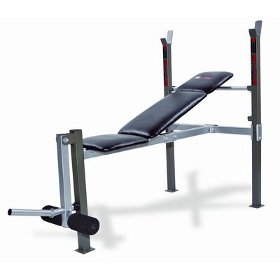 Standard Adjustable Olympic Bench