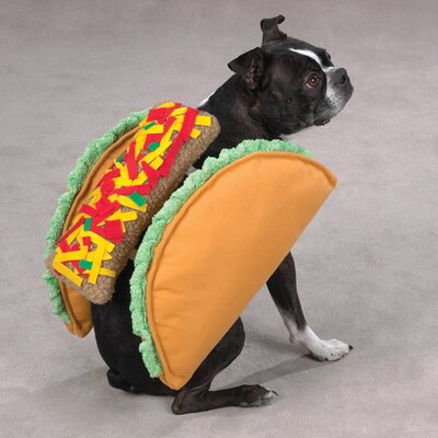 Casual Canine Taco Dog Costume