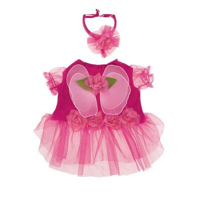 Casual Canine Flower Fairy Dog Costume
