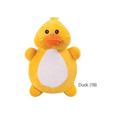 Grriggles Crinkleton Duck Dog Toy