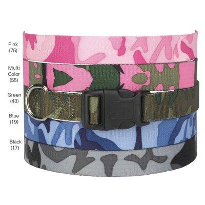 Camo Dog Collar
