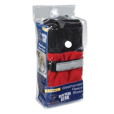 Guardian Gear Weatherized Fleece Dog Boot