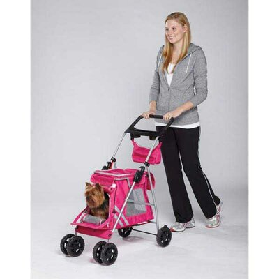 Guardian Gear Classic II Dog Standard Pet Stroller