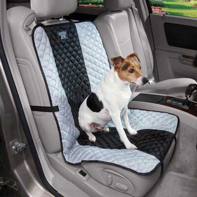 Fairfield Single Dog Car Seat Cover