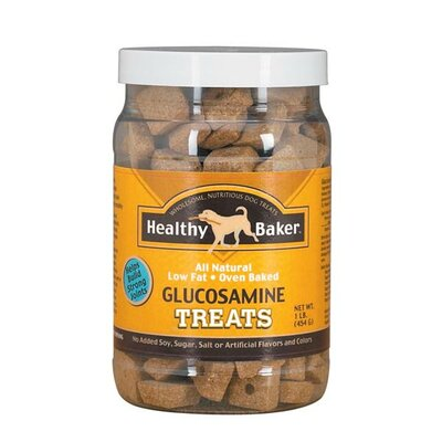 Healthy Baker Glucosamine Treats Dog Treat
