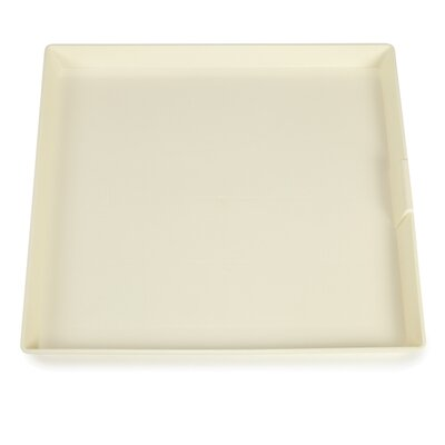 Pet Studio Modular Pet Cage Replacement Floor Tray in Ivory