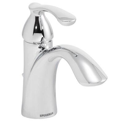 Lana Single Lever Bathroom Faucet - SB-2011 / SB-2011-BN