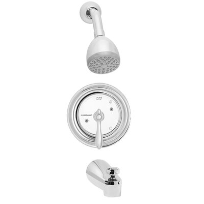 Speakman Sentinel Mark II Anti - Scald Balanced Dual Function Tub and Shower Faucet