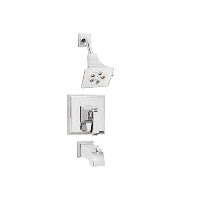 Shower Combinations: Non-diverter Valve & Diverter Tub Spout