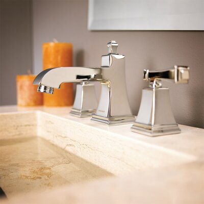Rainier Widespread Faucet with Single Lever Handle - SB-1321