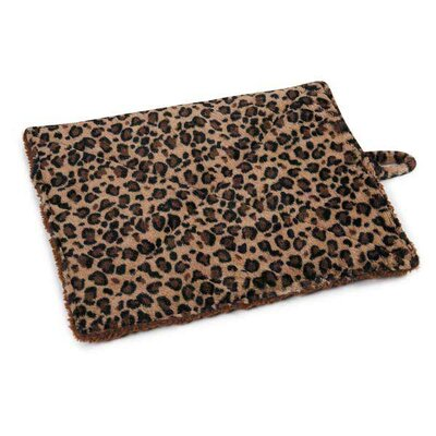 Leopard Thermal Dog Mat