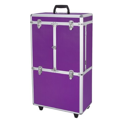 Extra Large Grooming Tool Case with Wheels