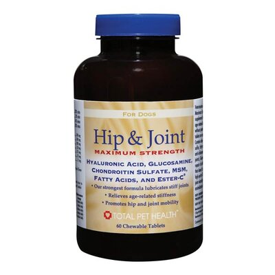 Total Pet Health Hip / Joint Maximum Dog Tablets