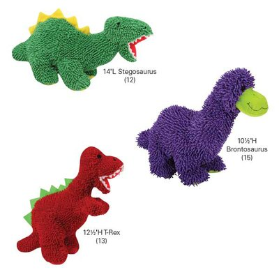 Zanies DinoMate T-Rex Dog Toy