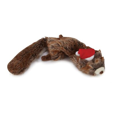 Zanies Holiday Unstuffies Dog Toy