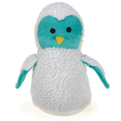 Zanies Snuggly Owlet Dog Toy
