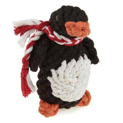 Zanies Snow Days Rope Dog Toy