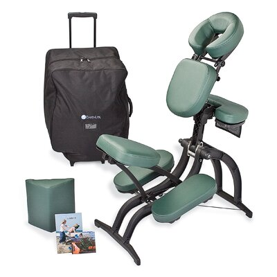 EarthLite Avila Massage Chair Package