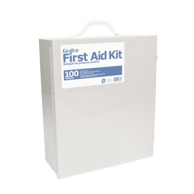 Graham Field Grafco Stocked First Aid Kit