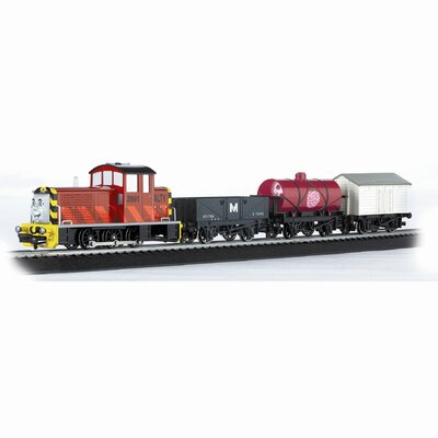 Bachmann Trains Thomas and Friends - Salty Dockside Delivery