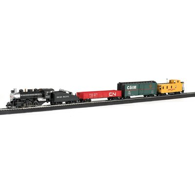 Bachmann Trains HO Scale Pacific Flyer Train Set