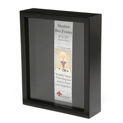 Lawrence Frames Contemporary Shadow Box Picture Frame & Reviews ...