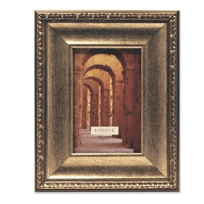 Lawrence Frames Champagne Picture Frame in Bronze