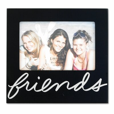 Contemporary Friends Picture Frame