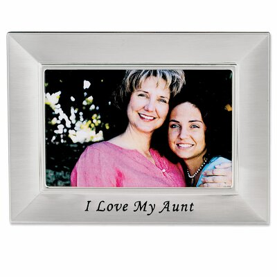 Lawrence Frames I Love My Aunt Picture Frame