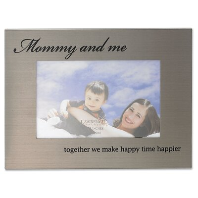 Lawrence Frames Mommy and Me Picture Frame