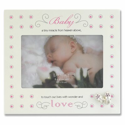Baby Shoes Picture Frame
