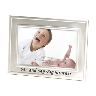 Me and My Big Brother Picture Frame