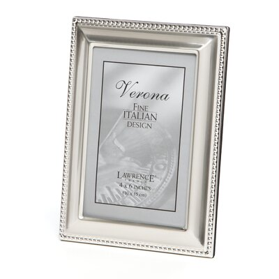 Lawrence Frames Silver Sentiments Picture Frame
