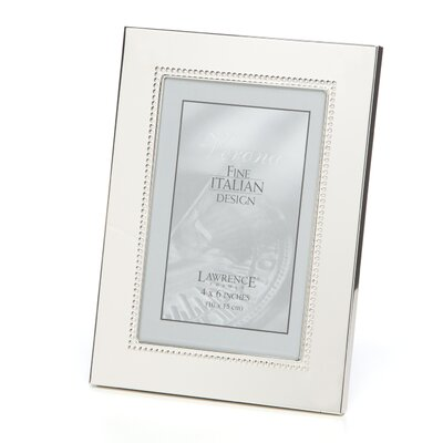 Lawrence Frames Contemporary Metal Picture Frame