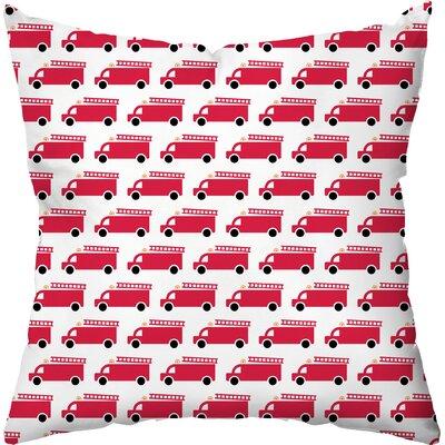 Checkerboard, Ltd Honk Honk Throw Pillow