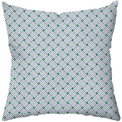 Checkerboard, Ltd Ahoy Polyester Throw Pillow