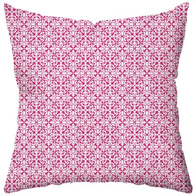 Checkerboard, Ltd Personalized Royal Treatment Poly Cotton Throw Pillow