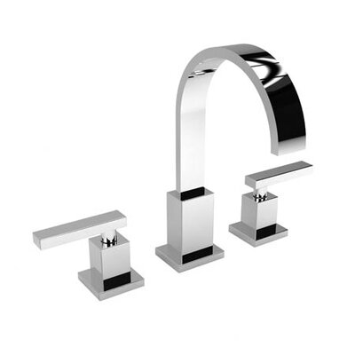 Newport Brass Secant Widespread Bathroom Faucet with Double Handles