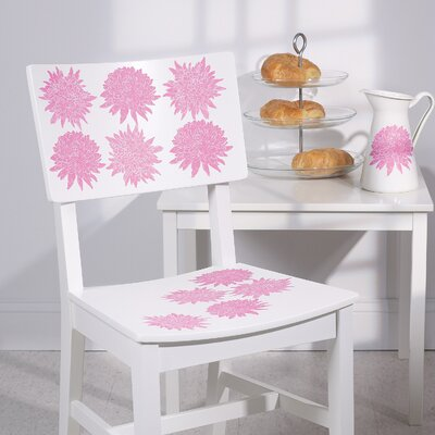 Wallies Chrysanthemum Wallpaper Cutouts