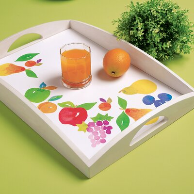 Juicy Fruit Peel and Stick Vinyl Wall Decals