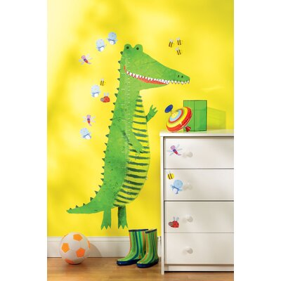 Wallies Crocodile Growth Chart