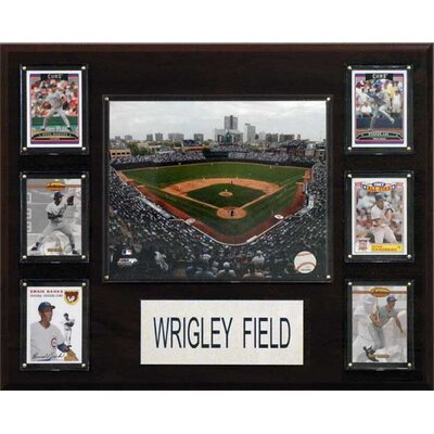 "C & I Collectibles MLB 16"" x 20"" Stadium Plaque"